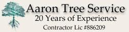 Aaron Tree Service – San Diego